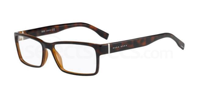 QNY BOSS 0797 Glasses, BOSS Hugo Boss