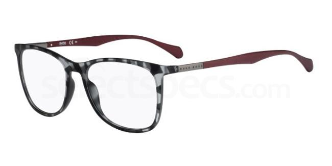 YY2 BOSS 0825 Glasses, BOSS Hugo Boss