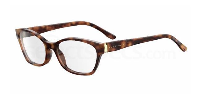 05L BOSS 0847 Glasses, BOSS Hugo Boss