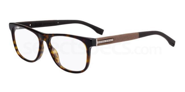 086 BOSS 0985 Glasses, BOSS Hugo Boss