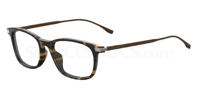086 BOSS 0989 Glasses, BOSS Hugo Boss