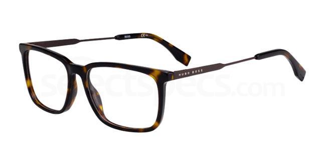 086 BOSS 0995 Glasses, BOSS Hugo Boss