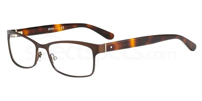 4IN BOSS 0744/N Glasses, BOSS Hugo Boss