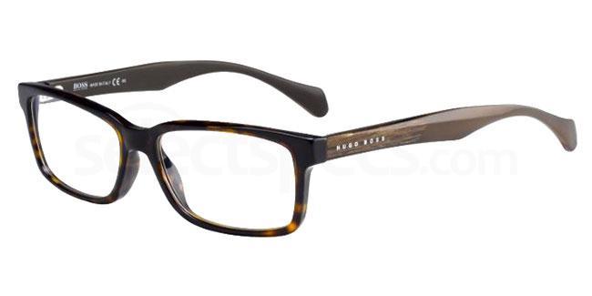 086 BOSS 0914/N Glasses, BOSS Hugo Boss