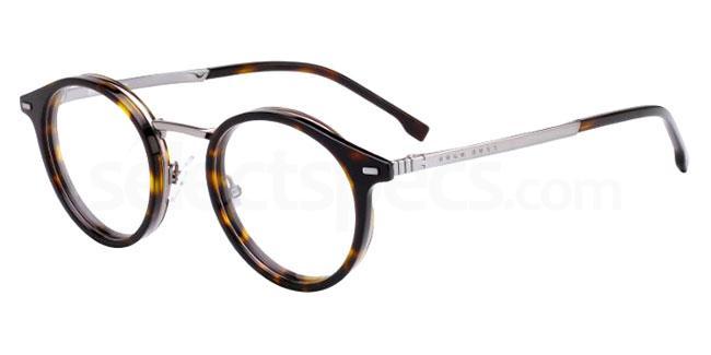 086 BOSS 1056 Glasses, BOSS Hugo Boss