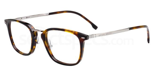 086 BOSS 1057 Glasses, BOSS Hugo Boss