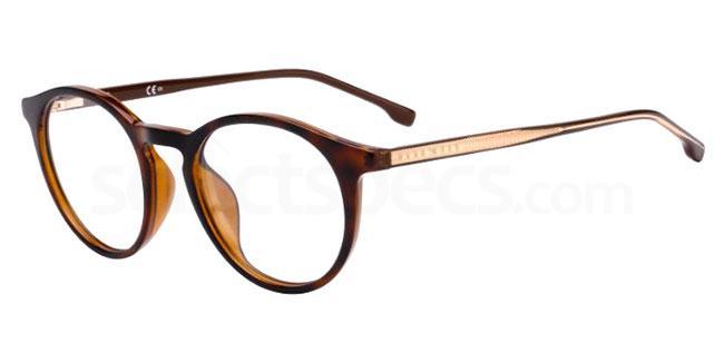 086 BOSS 1065/F Glasses, BOSS Hugo Boss