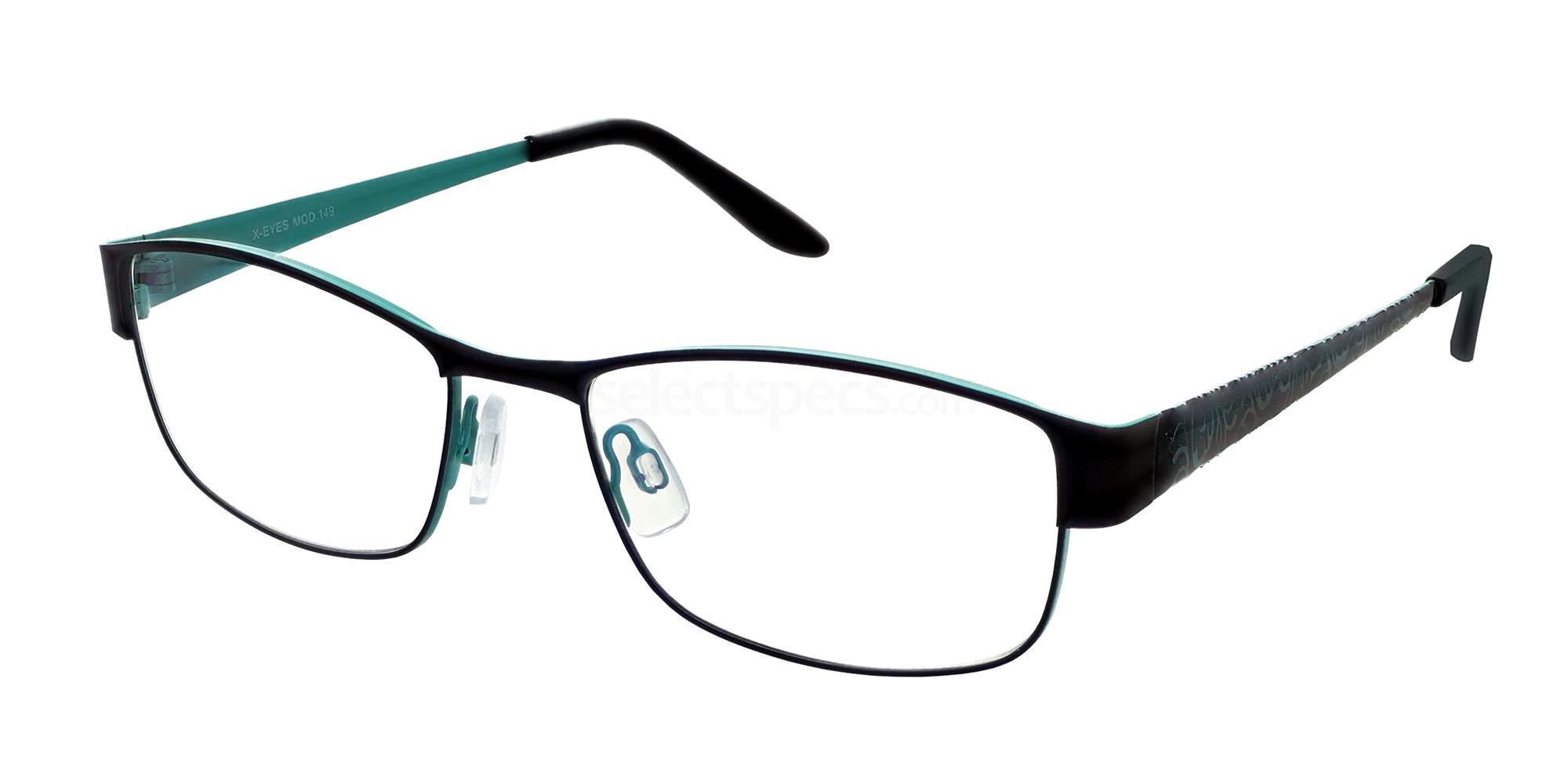 C.1 149 Glasses, X-Eyes