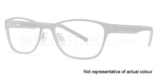 Black 156 Glasses, X-Eyes