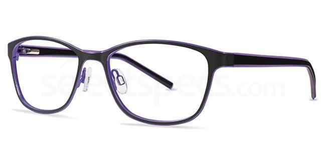 Black 157 Glasses, X-Eyes