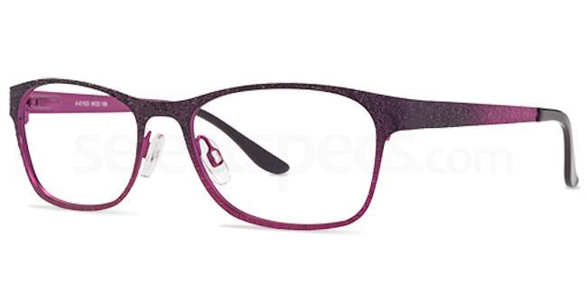 Purple 166 Glasses, X-Eyes