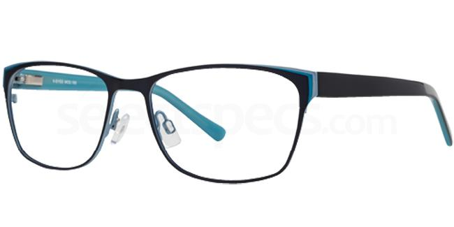 Navy / Azure 168 Glasses, X-Eyes