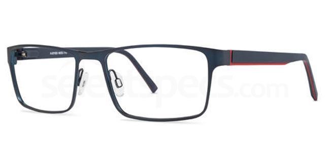 Blue 170 Glasses, X-Eyes