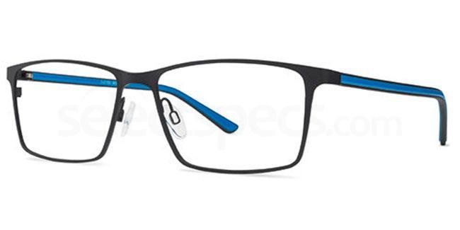 Black 173 Glasses, X-Eyes