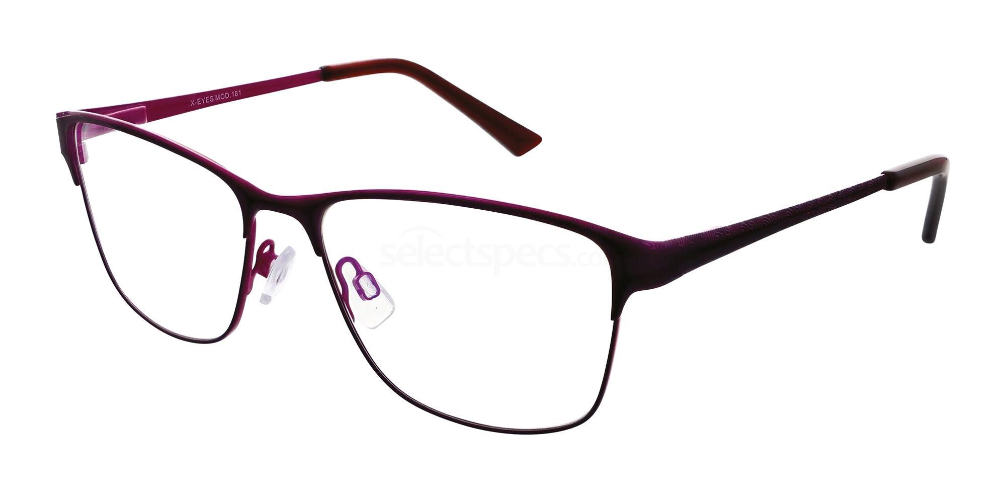 C1 181 Glasses, X-Eyes