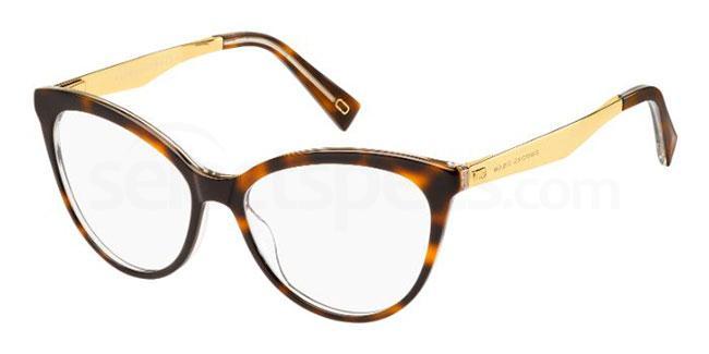 086 MARC 205 Glasses, Marc Jacobs