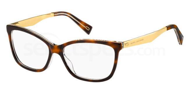 086 MARC 206 Glasses, Marc Jacobs