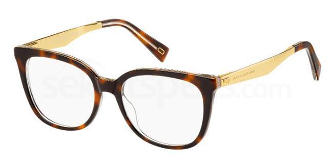 086 MARC 207 Glasses, Marc Jacobs