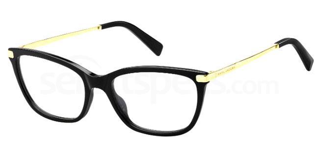 807 MARC 400 Glasses, Marc Jacobs