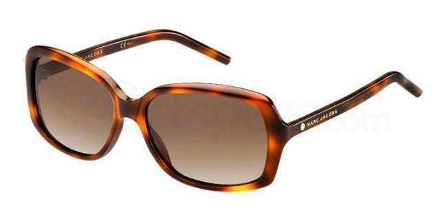05L  (LA) MARC 67/S Sunglasses, Marc Jacobs