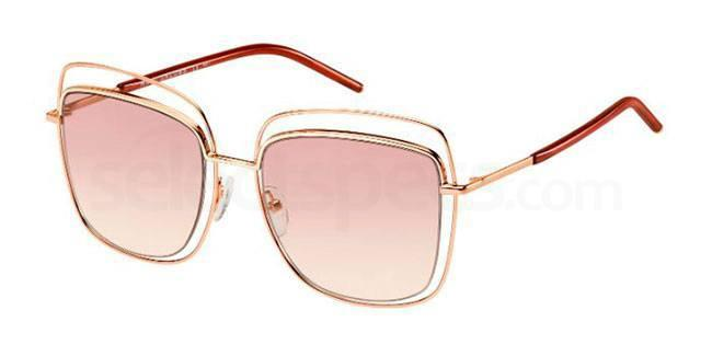 Marc Jacobs red lenisse sunglasses