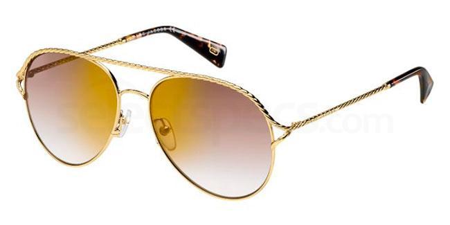 06J  (JL) MARC 168/S Sunglasses, Marc Jacobs