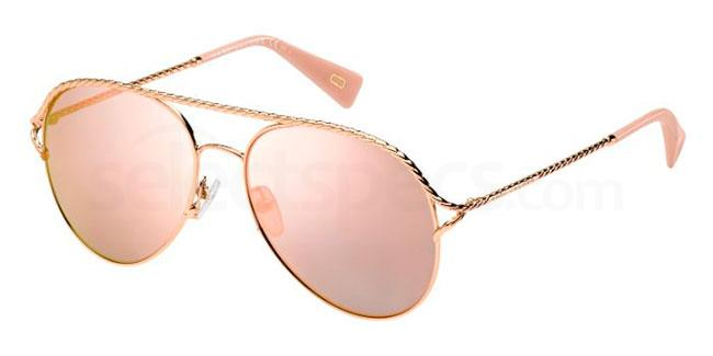 Marc Jacobs violet/pink sunglasses