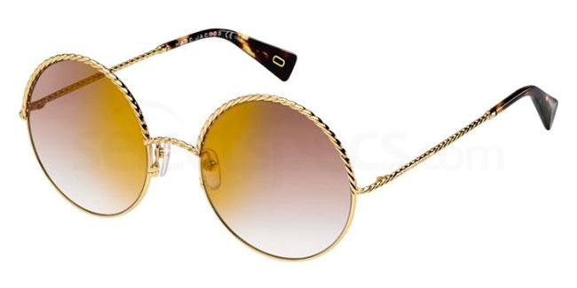 Oval sunglasses Marc Jacobs
