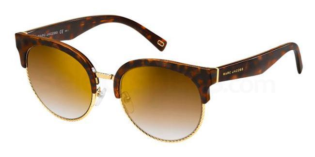 086  (JL) MARC 170/S Sunglasses, Marc Jacobs