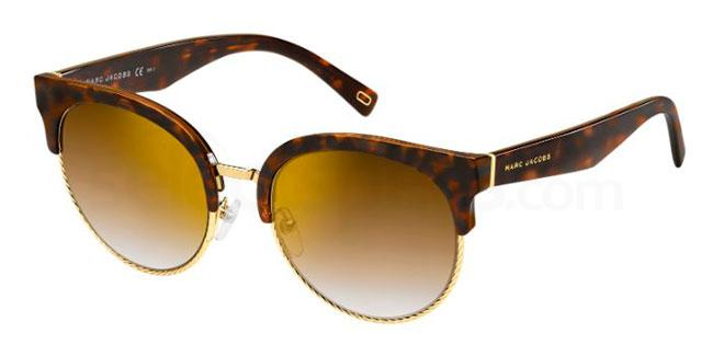 086  (JL) MARC 170/S Sunglasses, Marc Jacobs