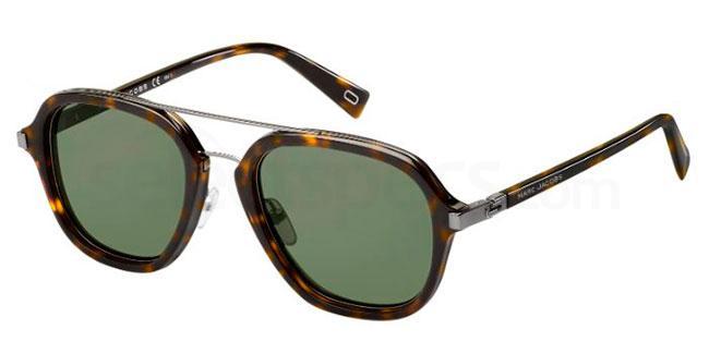 086  (QT) MARC 172/S Sunglasses, Marc Jacobs