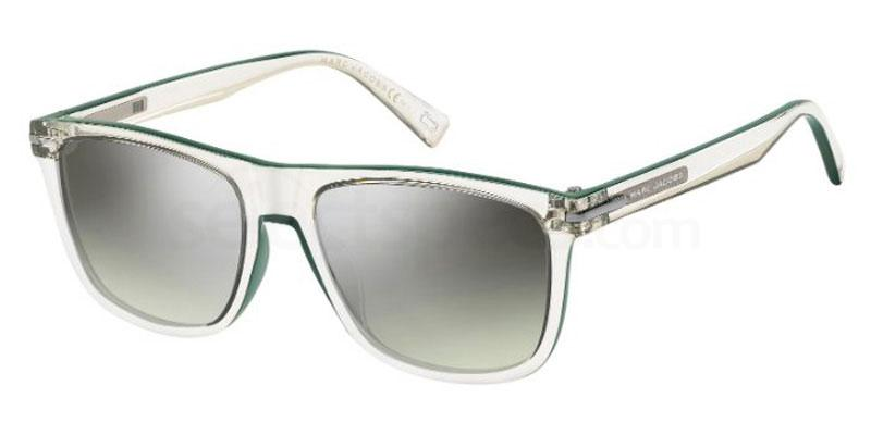 0OX (GY) MARC 221/S Sunglasses, Marc Jacobs