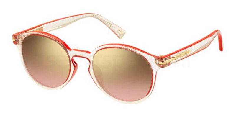 6OC (M2) MARC 224/S Sunglasses, Marc Jacobs