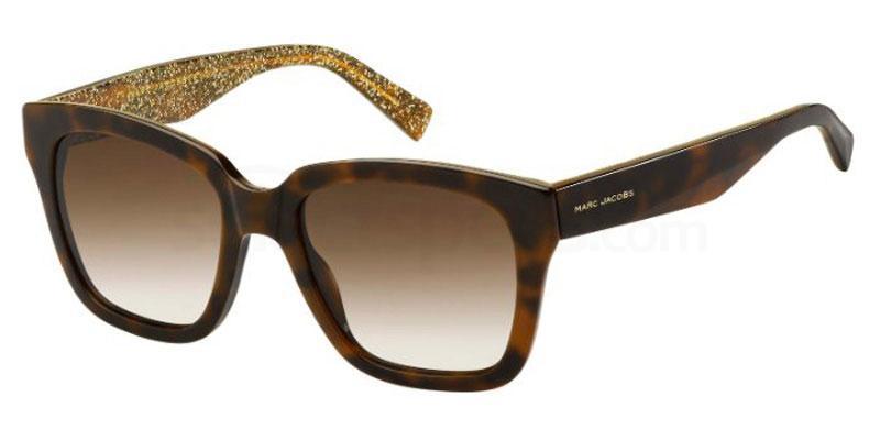 DXH (HA) MARC 229/S Sunglasses, Marc Jacobs