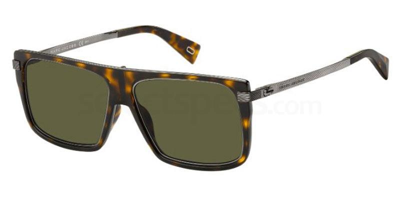 086 (QT) MARC 242/S Sunglasses, Marc Jacobs