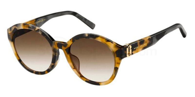 086 (HA) MARC 248/F/S Sunglasses, Marc Jacobs
