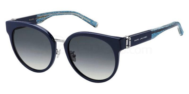 DXK (9O) MARC 249/F/S Sunglasses, Marc Jacobs