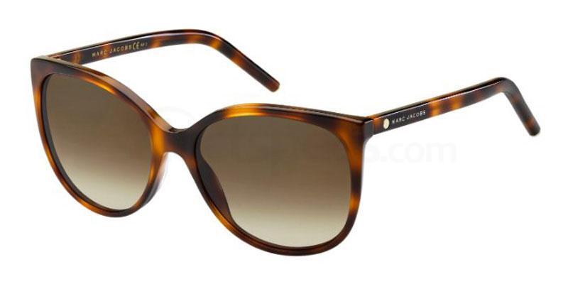 05L (J6) MARC 79/S Sunglasses, Marc Jacobs