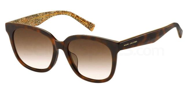 DXH (HA) MARC 232/F/S Sunglasses, Marc Jacobs