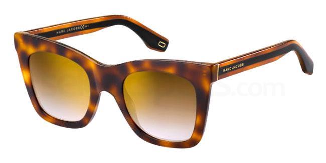 086 (JL) MARC 279/S Sunglasses, Marc Jacobs