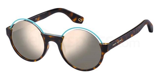 086 (UE) MARC 302/S Sunglasses, Marc Jacobs