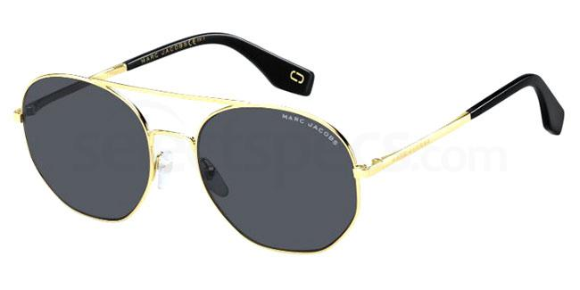 2F7 (IR) MARC 327/S Sunglasses, Marc Jacobs
