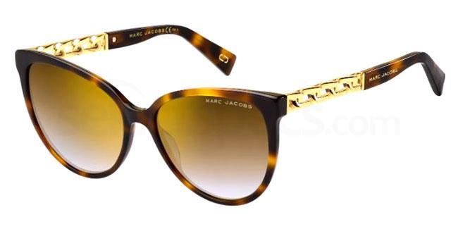 05L (JL) MARC 333/S Sunglasses, Marc Jacobs