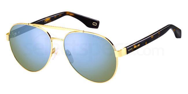 086 (HZ) MARC 341/S Sunglasses, Marc Jacobs