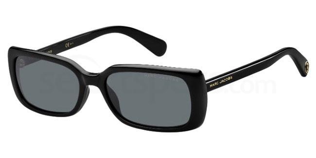 rectangle sunglasses trend 2020 marc jacobs