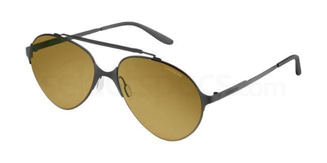 003  (BZ) CARRERA 124/S Sunglasses, Carrera
