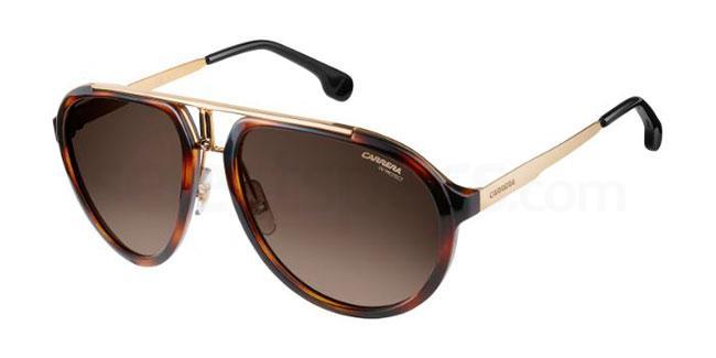 2IK  (HA) CARRERA 1003/S Sunglasses, Carrera