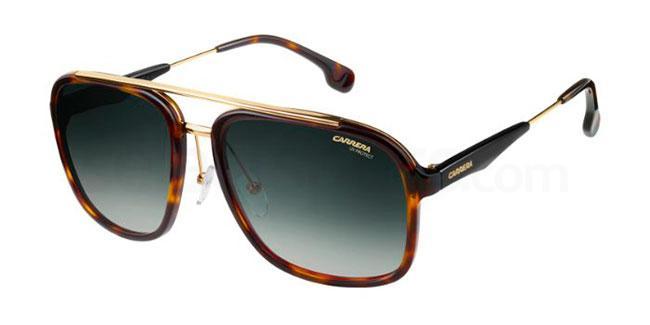 2IK  (9K) CARRERA 133/S Sunglasses, Carrera