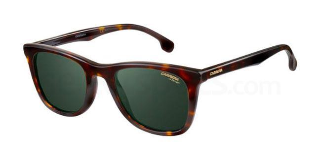 086  (QT) CARRERA 134/S Sunglasses, Carrera
