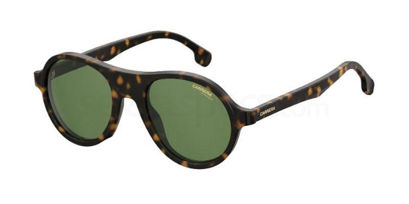 086 (QT) CARRERA 142/S Sunglasses, Carrera